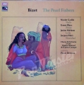 Bizet The Pearl Fishers Chorus & Orchestra Of The Theatre National De L'opera-Comique Pierre Dervaux SLS 877