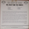 Bill Haley And The Comets ‎– Bill Haley On Stage SHM 694 A1 / B1 Rock,Rock & Roll