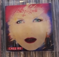 "Spagna ‎– Call Me   CBS ‎– 650279 7 Vinyl, 7"", 45 RPM, Single"