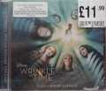 A Wrinkle In Time (Original Motion Picture Soundtrack) Walt Disney Records ‎– D002816502 050087387297