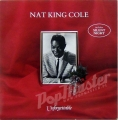 Nat King Cole Unforgettable b/w Because Of Rain, Silent Night  CL 518