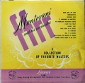 MANTOVANI AND HIS ORCHESTRA A COLLECTION OF FAVORITE WALTZES LONDON LL570