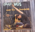 "Bruce Willis ‎– Under The Boardwalk   Motown ‎– ZB 41349  Vinyl, 7"", 45 RPM, Single"