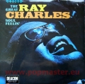 RAY CHARLES THE GREAT RAY CHARLES SOUL FEELIN'  DEACON DEA 1027