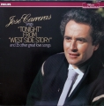 "José Carreras ‎– Jose Carreras Sings ""Tonight"" From ""West Side Story"" And 15 Other Great Love Songs  Philips ‎– 416 973-1"