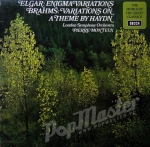 Elgar Enigma Variations, Brahms Variations On A Theme By Haydn London Symphony Orchestra Pierre Monteux DECCA SPA 121