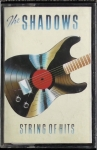 The Shadows ‎– String Of Hits   EMI ‎– TC-EMC 3310   Cassette, Album