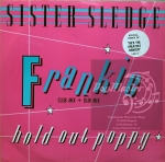 Sister Sledge ‎    Frankie (Club Mix + Dub Mix)   Atlantic ‎– A9547T