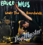 Bruce Willis Under The Boardwalk  ZT 41350 Records Shop in East Europe