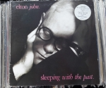 Elton John ‎– Sleeping With The Past ,The Rocket Record Company ‎– 838 839-1   Vinyl , LP