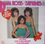 Diana Ross And The Supremes ‎– Stop! In The Name Of Love MFP 50291  Winyle  Funk Soul Pop   Vinyle