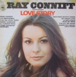 Ray Conniff And The Singers ‎– Love Story CBS ‎– S 64294  Vinyl