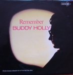 Buddy Holly ‎– Remember CPS. 71  Rock & Roll Rock  Winyle