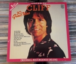 Cliff Richard ‎– Listen To Cliff ,Music For Pleasure ‎– MFP 1011,2 × Vinyl, LP