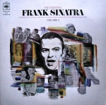 FRANK SINATRA THE ESSENTIAL  VOLUME 2  CBS 63173 ORANGE LABEL