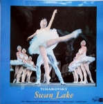 TCHAIKOVSKY SWAN LAKE EXCERPTS THE VIENNA STATE ORCHESTRA - NELLO SANTI SMSA 2537