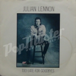 Julian Lennon To Late For Goodbyes JL1 A-2U/B-1U