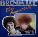 Brenda Lee Album z Autografem Brendy 25th Anniversary   MCLD 609