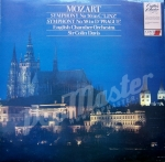 COLIN DAVIS ENGLISH CHAMBER ORCHESTRA MOZART SYMPHONY No 36 in C 'LINZ' SYMPHONY No 38 in  D 'PRAGUE' CC 7581