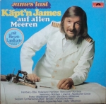 James Last ‎– Käpt'n James Auf Allen Meeren  + insert map book    2371 422 Stereo
