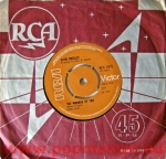 ELVIS PRESLEY THE WONDER OF YOU ZPKM 1300-1  push out centre 7""