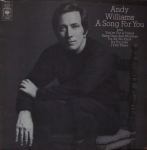 Andy Williams A Song For You S 64680 Easy Listening  Vinyl
