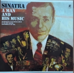 Frank Sinatra ‎– A Man And His Music, Reprise Records ‎– K64001 2 × Vinyl, LP