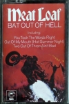 Meat Loaf ‎– Bat Out Of Hell   Cleveland International Records ‎– 40-82419