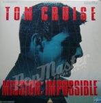 Laser Disc Tom Cruise Mission: Impossible PLFEB 3574