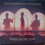 Cliff Richard And The Shadows ‎– Thank You Very Much EMTV 15   Rock Pop  Winyle