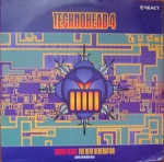 Technohead 4  Sound Wars The Next Generation  React LP 98 3 LP