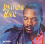 Alexander O'Neal ‎– Hearsay 450936 1 Funk Soul Winyle