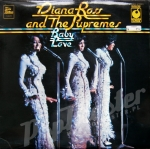 DIANA ROSS AND THE SUPREMES BABY LOVE SPR 90001 STEREO A1/B1