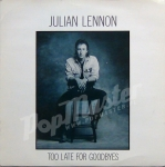 Julian Lennon To late For Goodbyes  JL1 A-2U/B-1U  Winyle Beatles Vinyl