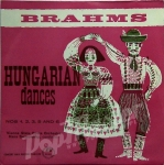 Brahms Hungarian Dances Nos 1,2,3,5 And 6 Hans Swarowsky Vienna State Opera Orchestra M 942