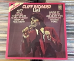 Cliff Richard ‎– Live! , Music For Pleasure ‎– MFP 50307  Vinyl, LP, Album