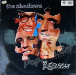 The Shadows Jigsaw SCX 6148 1/1  turquoise-black label