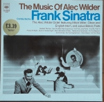 Frank Sinatra, Alec Wilder, The Alec Wilder Octet ‎– The Music Of Alec Wilder Conducted By Frank Sinatra, CBS Classics ‎– 61989 Vinyl, LP, Album