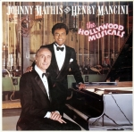 JOHNNY MATHIS AND HENRY MANCINI THE HOLLYWOOD MUSICALS, Płyta winylowa