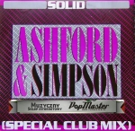 Ashford & Simpson Solid Special Club Remix  12CL 345