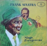 Frank Sinatra ‎– Sings Evergreens Vol.4  AV.INT.1004 Jazz,Swing