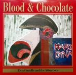 ELVIS COSTELLO AND THE ATTRACTIONS BLOOD & CHOCOLATE X FIEND 80, Tanie Płyty Winylowe