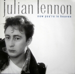 JULIAN LENNON  NOW YOU'RE IN HEAVEN VST 1154