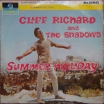 Cliff Richard and The Shadows ‎– Summer Holiday 33SX 1472 Mono