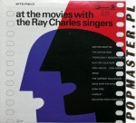 "The Ray Charles Singers ‎– At The Movies   Command ‎– SE #88 SD   Vinyl, 7"", EP, 33 ⅓ RPM"