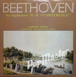 Beethoven  Symphony No. 6 In F Major, Op. 68 (Pastoral)  Charles Munch Rotterdams Philharmonisch Orkest  SMSA 2527 Muzyka Klasyczna Winyle