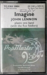 John Lennon  Imagine   Apple Records ‎– TC-PAS 10004 Cassette, Album