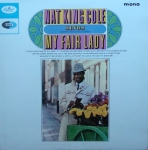 Nat King Cole ‎– Sings My Fair Lady  W 2117 Mono
