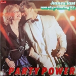 James Last ‎– Non Stop Dancing Party Power'83         POLD 5094  Stereo