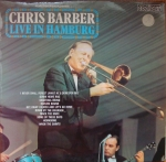 Chris Barber And His Jazzband ‎– Chris Barber Live In Hamburg 2870-109 Vinyl
